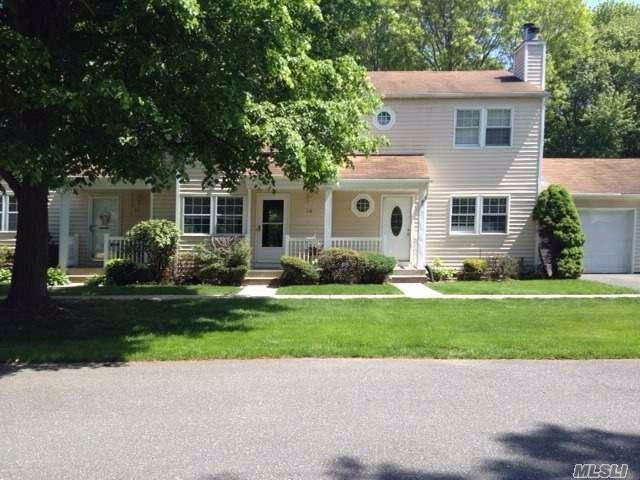 2 BR,  1.50 BTH  Condo style home in Yaphank